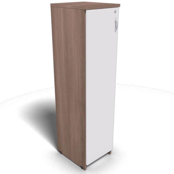 Armário alto de 25 mm com 1 porta