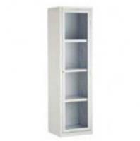 Armário de aço porta de vidro (AT 3017)