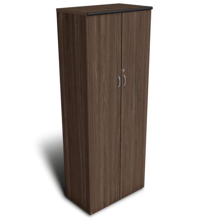 Armário extra alto com 2 portas com ergosoft e dobradiças 110°
