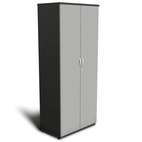 Armário extra alto de 25 mm com 2 portas