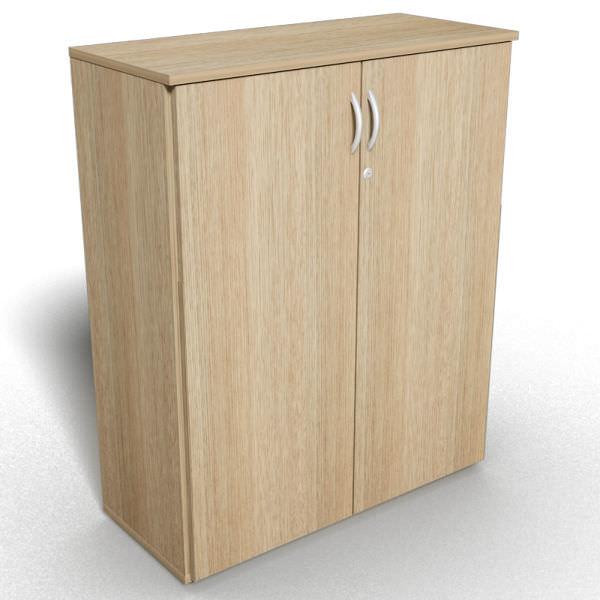 Armário médio de 18 mm com 2 portas