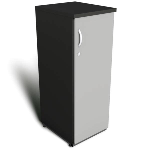 Armário médio de 25 mm com 1 porta