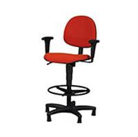 Cadeira Caixa Executiva C/ Bra�o (cc m011)