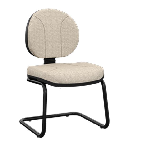 Cadeira fixa executiva aproximação S
