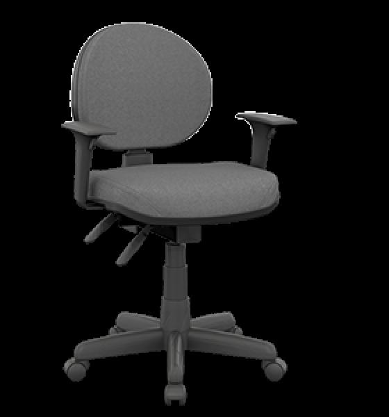 Cadeira giratória executiva com braço