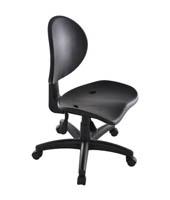 Cadeira Industrial Back PU (ST 2543)