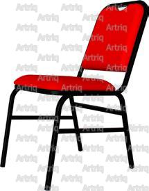 Cadeira fixa para auditório (MT 202)