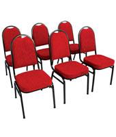 Cadeira fixa para auditorio (MT 200)