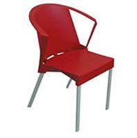 Cadeira empilhavel shine (FK SHINE CB)