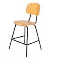 Cadeira Industrial / Banqueta Alta (BAI 3E)