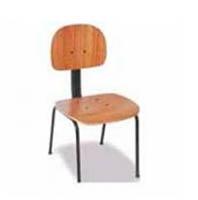 Cadeira Industrial Palito Imbuia (CPI 3E)