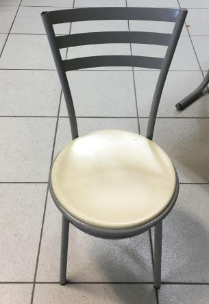 Cadeira de refeit�rio
