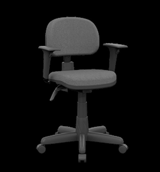 Cadeira giratória secretária com braço