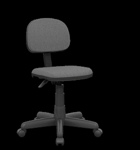Cadeira giratória secretária slim
