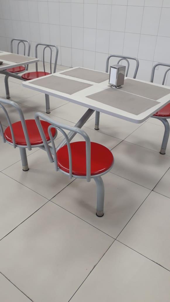 Mesa para Refeitorio