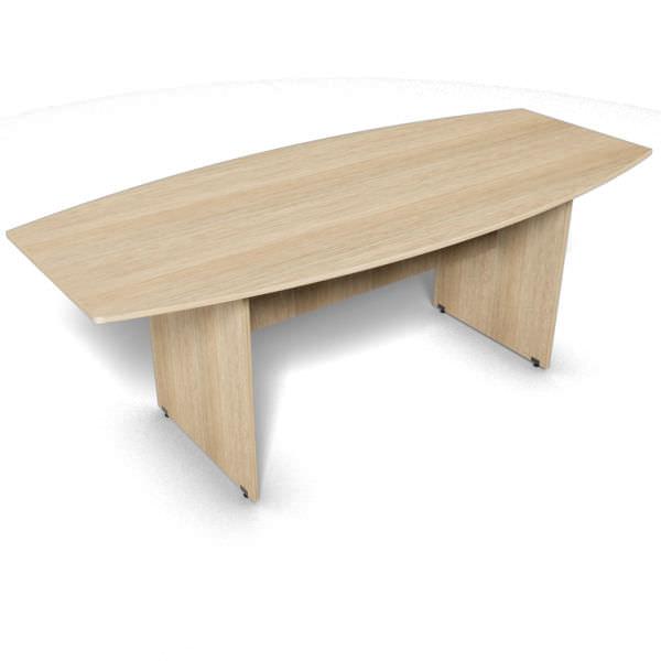 Mesa de reunião bote de 18 mm