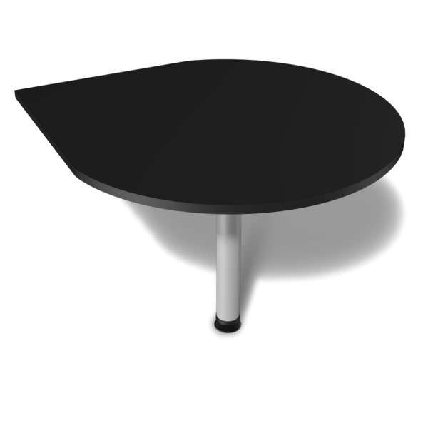 Mesa de reunião gota de 25 mm