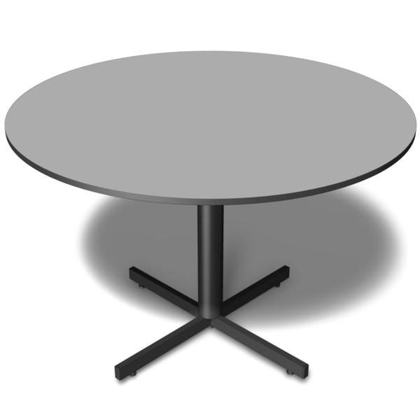 Mesa de reunião redonda de 15 mm