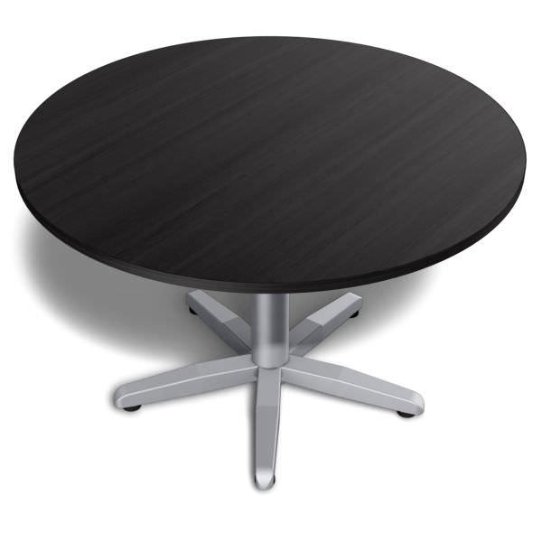 Mesa de reunião redonda de 18 mm