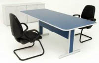 Mesa de reunião retangular (MZMRR252090)