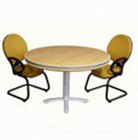 Mesa para reuni�o redonda (FL 45210)