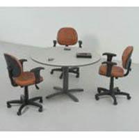 Mesa de reunião redonda (FL 74210)