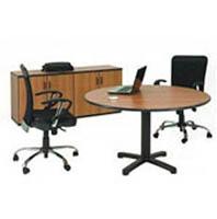 Mesa de reunião redonda (FL 80210)