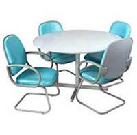 Mesa de reunião redonda (MZ 6020)