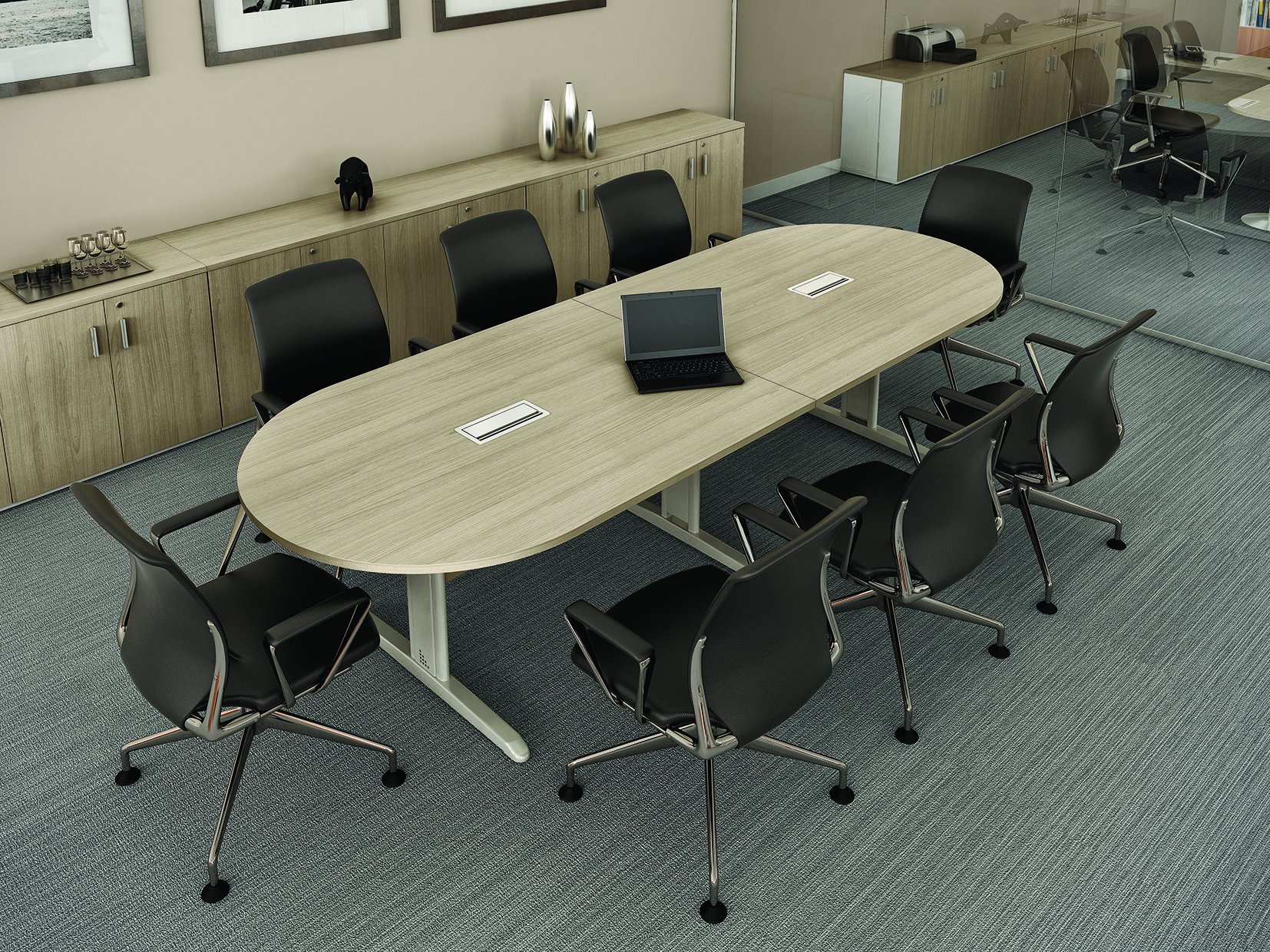 Mesa de Reuni�o Oval
