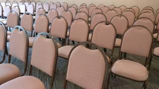 Poltrona de auditório