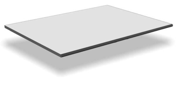 Prateleira móvel de 15 mm